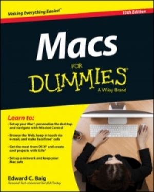 Download Macs For Dummies, 13th Edition free book as pdf format