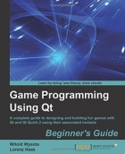 Game Programming Using Qt: Beginner's Guide