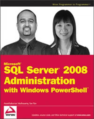 Download Microsoft SQL Server 2008 Administration with Windows PowerShell free book as pdf format