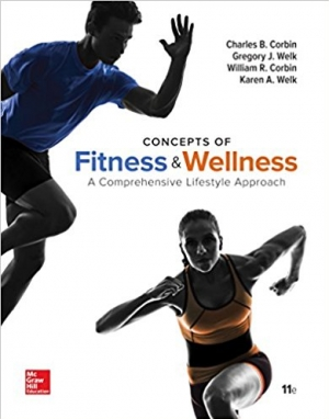 Download Concepts of Fitness And Wellness: A Comprehensive Lifestyle Approach, 11 edition, Loose Leaf Edition free book as pdf format