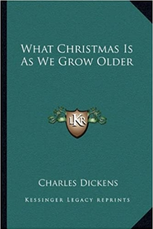 Download What Christmas Is As We Grow Older free book as epub format