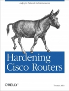 Book Hardening Cisco Routers free