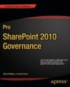 Book Pro SharePoint 2010 Governance free