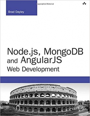 Download Node.js, MongoDB, and AngularJS Web Development (Developer's Library) free book as pdf format