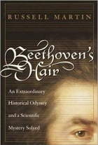 Beethovens Hair An Extraordinary Historical Odyssey and a Scientific Mystery Solved
