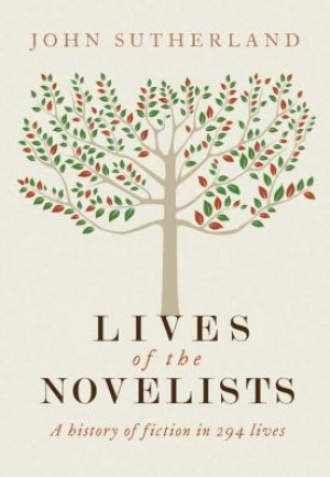 Download Lives of the Novelists: A History of Fiction in 294 Lives free book as epub format
