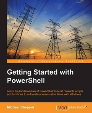 Download Getting Started with PowerShell free book as pdf format