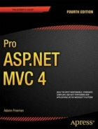 Book Pro ASP.NET MVC 4, 4th Edition free