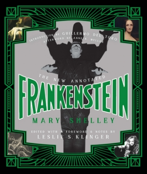 Download The New Annotated Frankenstein free book as epub format