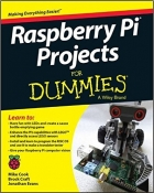 Book Raspberry Pi Projects For Dummies free