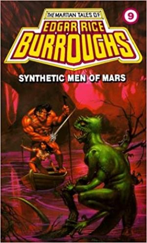 Download Synthetic Men of Mars free book as epub format