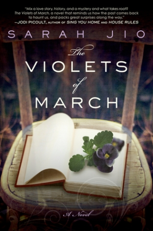 Download The Violets of March free book as epub format