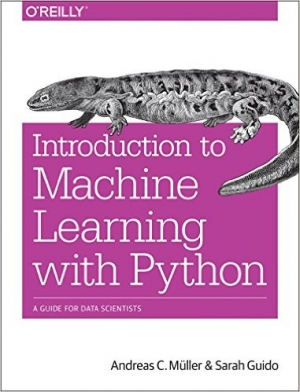 Download Introduction to Machine Learning with Python free book as pdf format