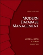 Book Modern Database Management, 11th edition free