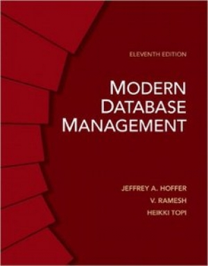 Download Modern Database Management, 11th edition free book as pdf format