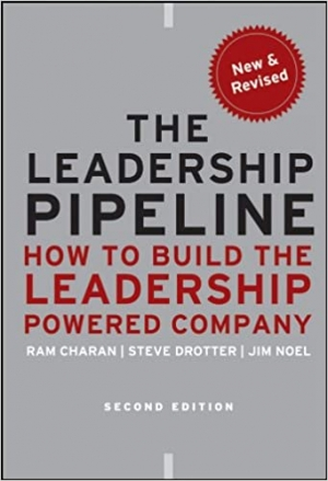 Download The Leadership Pipeline: How to Build the Leadership Powered Company free book as epub format