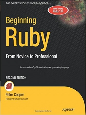 Download Beginning Ruby, 2nd Edition free book as pdf format