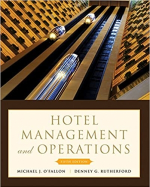 Download Hotel Management and Operations free book as pdf format