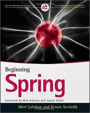 Download Beginning Spring free book as pdf format