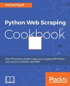 Book Python Web Scraping Cookbook free