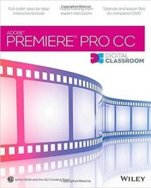 Download Premiere Pro CC Digital Classroom free book as pdf format