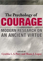 Book The Psychology of Courage: Modern Research on an Ancient Virtue free