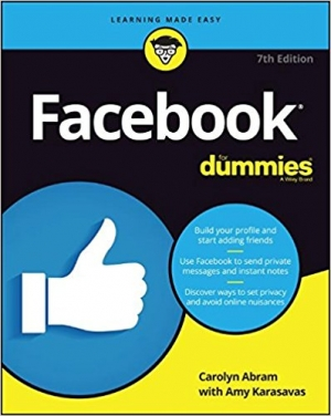 Download Facebook For Dummies, 7th Edition free book as pdf format