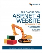 Book Build Your Own ASP.NET 4 Web Site Using C# & VB, 4th Edition free