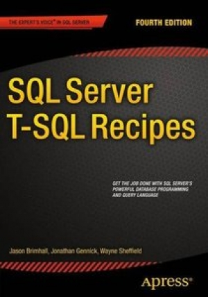 Download SQL Server T-SQL Recipes, 4th Edition free book as pdf format