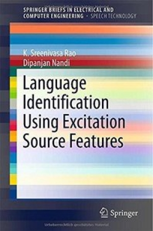 Download Language Identification Using Excitation Source Features free book as pdf format