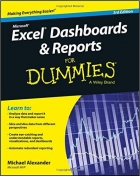 Excel Dashboards and Reports for Dummies, 3th Edition