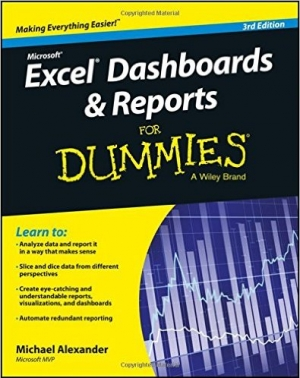 Download Excel Dashboards and Reports for Dummies, 3th Edition free book as pdf format