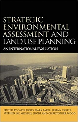 Download Strategic environmental assessment and land use planning: an international e free book as pdf format