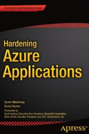 Download Hardening Azure Applications free book as pdf format