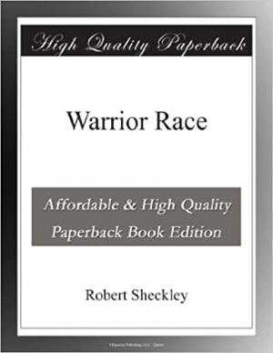 Download Warrior Race free book as epub format