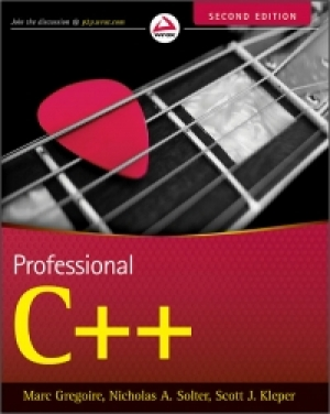 Download Professional C++, 2nd Edition free book as pdf format