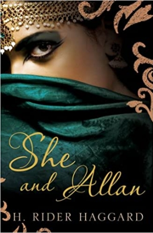 Download She and Allan free book as epub format