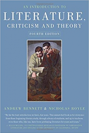 Download An Introduction to Literature, Criticism and Theory free book as pdf format