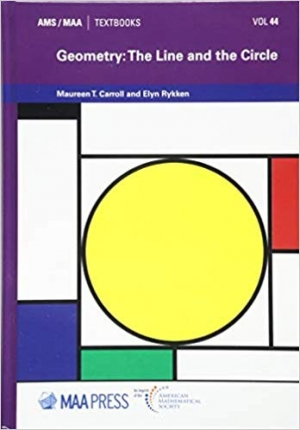Download Geometry: The Line and the Circle (AMS/MAA Textbooks) free book as pdf format