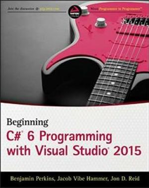 Download Beginning C# 6.0 Programming with Visual Studio 2015 free book as pdf format