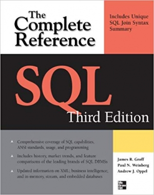 Download SQL The Complete Reference, 3rd Edition free book as pdf format
