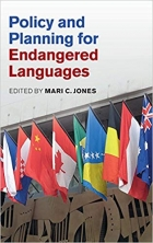 Book Policy and Planning for Endangered Languages free
