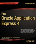 Book Pro Oracle Application Express 4, 2nd Edition free