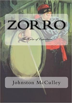 Download Zorro: The Curse of Capistrano free book as epub format