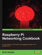 Book Raspberry Pi Networking Cookbook free