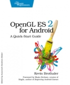 Book OpenGL ES 2 for Android free
