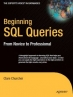 Book Beginning SQL Queries: From Novice to Professional free