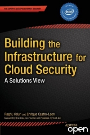 Download Building the Infrastructure for Cloud Security free book as pdf format