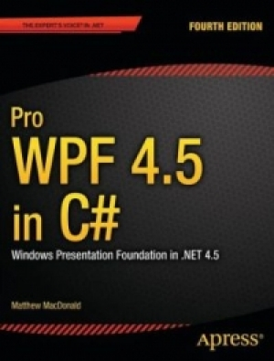 Download Pro WPF 4.5 in C#, 4th Edition free book as pdf format