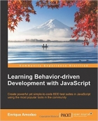 Book Learning Behavior-driven Development with JavaScript free